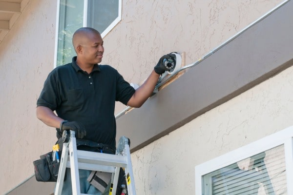 Local home security professionals are trained and certified to install the equipment they represent