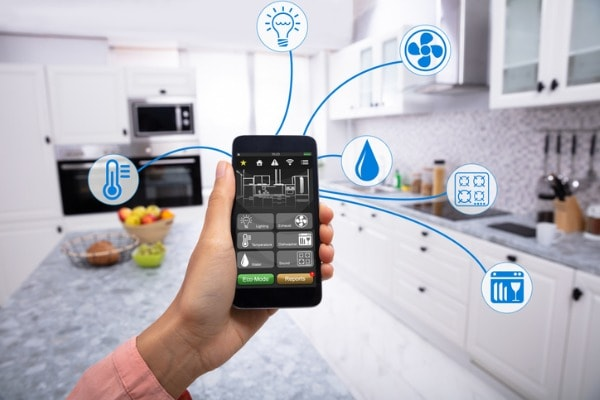 Smart devices for home security or home automation should work together with other devices seamlessly.