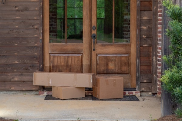 With the rise of online shopping, porch piracy also is a costly type of theft year-round