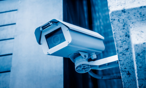 CCTV or closed-circuit television is a TV system in which the signal isn't publicly broadcast, but is watched and monitored, usually for surveillance and security purposes
